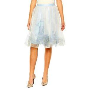 Lauren Conrad Disney Tulle Cinderella Tutu Skirt L